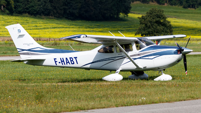 F-HABT - Cessna T182T Skylane TC - Private
