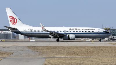 B-5485 - Boeing 737-89L - Beijing Airlines