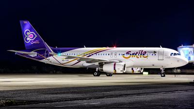 HS-TXG - Airbus A320-232 - Thai Smile