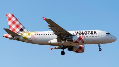 A picture of ECMUT - Airbus A319111 - Volotea - © Alberto Plá