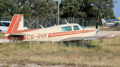CS-AVK - Mooney M20J - Private