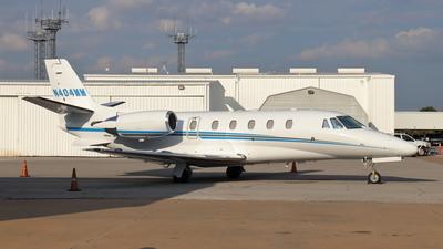 N404MM - Cessna 560XL Citation XLS - Private