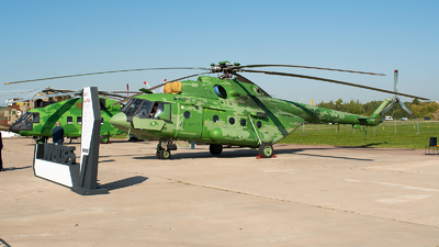 742 - Mil Mi-17V5 Hip H - Russia - Air Force
