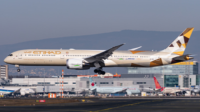 A6-BMI - Boeing 787-10 Dreamliner - Etihad Airways