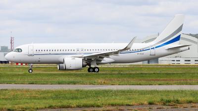 M-IRAS - Airbus A320-251NCJ - Prime Aviation
