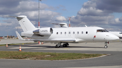 2-PAPA - Bombardier CL-600-2B16 Challenger 601-3A - Volare Aviation