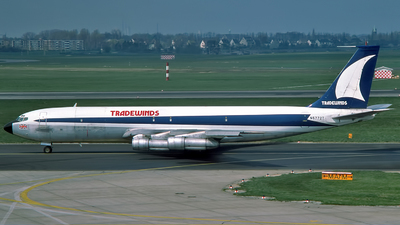 N5772T - Boeing 707-331C - TradeWinds Airlines