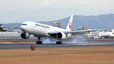 JA751J - Boeing 777-346 - Japan Airlines (JAL)