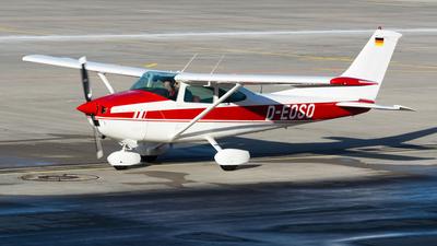 D-EOSO - Reims-Cessna F182Q Skylane II - Private