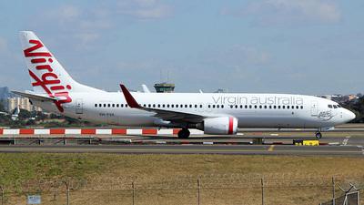 VH-YVA - Boeing 737-8FE - Virgin Australia Airlines