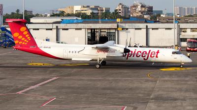 VT-SUG - Bombardier Dash 8-Q402 - SpiceJet