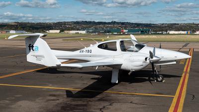 A picture of VHYBQ - Diamond DA42 Twin Star - [42.AC135] - © EH.Aviation