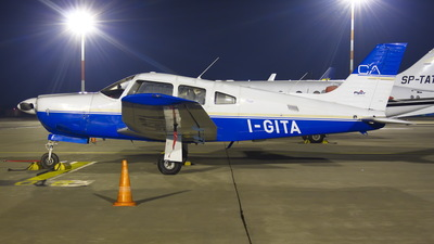 I-GITA - Piper PA-28R-201 Arrow - Cantor Air