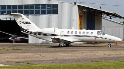 D-CUBA - Cessna 525B CitationJet 3 - Atlas Air Service