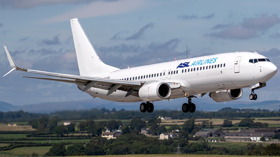 F-GZTZ - Boeing 737-8K5 - ASL Airlines