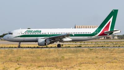 A picture of EIDTE - Airbus A320216 - Italia Trasporto Aereo - © Marcello Montagna spotter_napoli