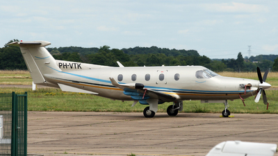 PH-VTK - Pilatus PC-12/45 - Private