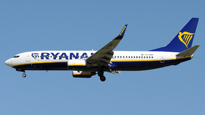 EI-DWM - Boeing 737-8AS - Ryanair