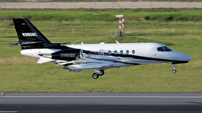 N985BC - Cessna Citation Latitude - Private