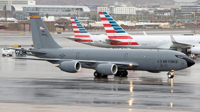 63-8036 - Boeing KC-135R Stratotanker - United States - US Air Force (USAF)
