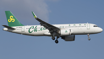 B-30D3 - Airbus A320-251N - Spring Airlines