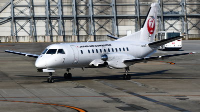 JA002C - Saab 340B - Japan Air Commuter (JAC)