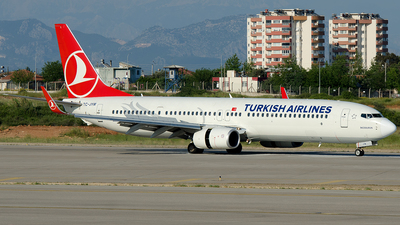 TC-JYM - Boeing 737-9F2ER - Turkish Airlines