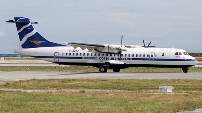 F-GKPC - ATR 72-202 - CCM Airlines