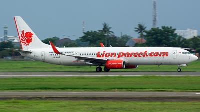 PK-LGT - Boeing 737-9GPER - Lion Air