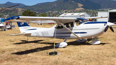ZK-MRH - Cessna T182T Skylane TC - Private