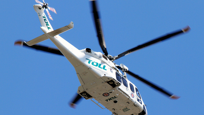 VH-TJJ - Agusta-Westland AW-139 - Toll Helicopters NSW Pty Ltd