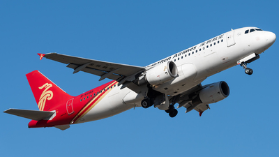 A picture of B6589 - Airbus A320214 - Shenzhen Airlines - © DY-76
