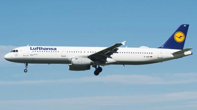 D-AIRR - Airbus A321-131 - Lufthansa