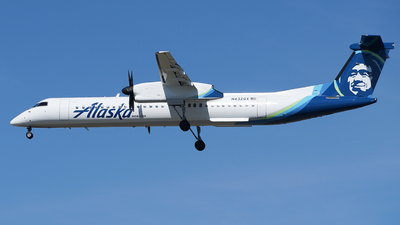 N432QX - Bombardier Dash 8-Q402 - Alaska Airlines (Horizon Air)