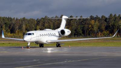 M-BADU - Gulfstream G650 - Private