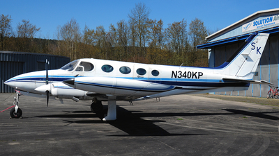 N340KP - Cessna 340 - Private