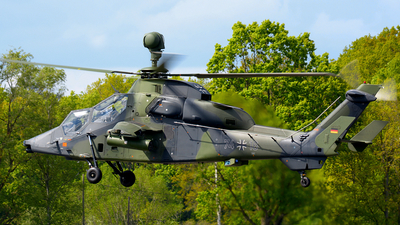 74-16 - Eurocopter EC 665 Tiger UHT - Germany - Army