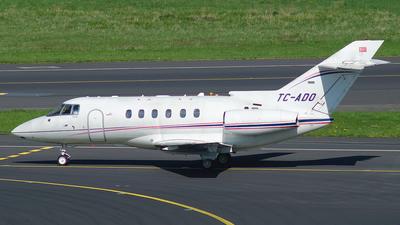 TC-ADO - Raytheon Hawker 800XP - Ado Air