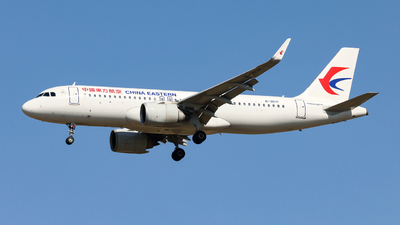 B-307F - Airbus A320-251N - China Eastern Airlines