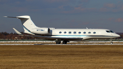N773MJ - Gulfstream G650 - Private