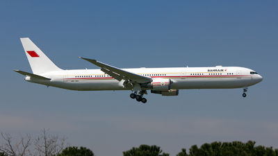 A9C-HMH - Boeing 767-4FS(ER) - Bahrain - Royal Flight