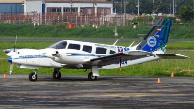 HK-4924 - Piper PA-34-200T Seneca II - Air Medical Group