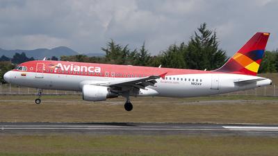 N821AV - Airbus A320-214 - Avianca