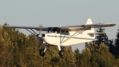 N940D - Stinson 108-2 Voyager - Private