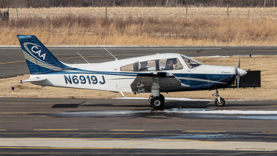 N6919J - Piper PA-28-151 Cherokee Warrior - Private