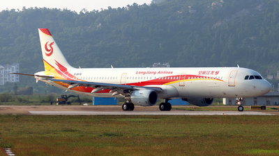 B-8578 - Airbus A321-211 - Longjiang Airlines
