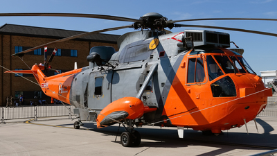 XV666 - Westland Sea King HU.5SAR - United Kingdom - Royal Navy