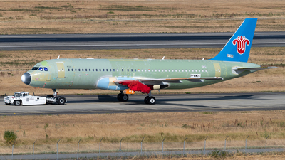 F-WWDS - Airbus A320-251N - China Southern Airlines