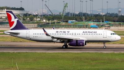 B-MCH - Airbus A320-232 - Air Macau