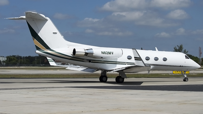 N62MV - Gulfstream G-III - Private